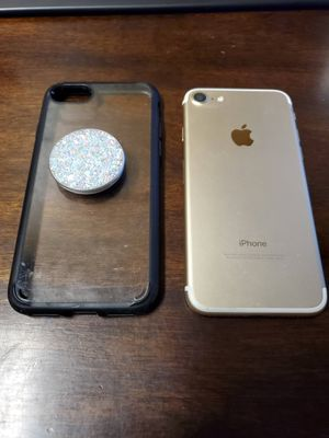 iPhone 7 256GB GSM Unlocked for Sale in Jurupa Valley, CA