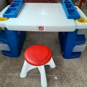 Kids Step 2 activity table for Sale in Bensalem, PA