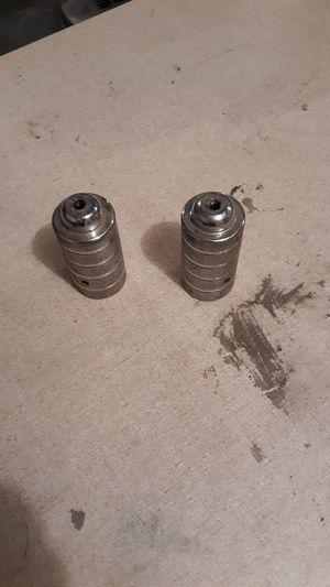 Classic screw on bmx bike pegs for Sale in Mulino, OR