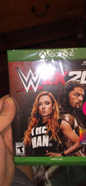 WWE 2k20 for Sale in Springfield, MO