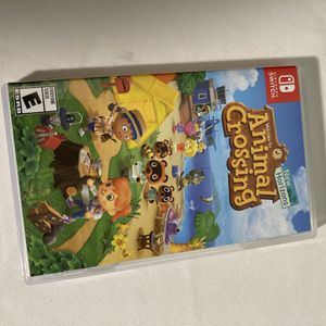 Animal Crossing New Horizons For The Switch for Sale in Monroe, WA