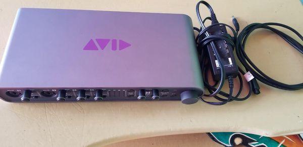 Avid Mbox Pro High Resolution 8*8 audio interface