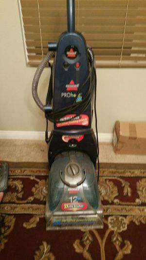 Bissell Proheat 2 X carpet washer and cleaner for Sale in Temecula, CA