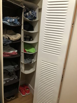 Hanging Closet Organizer for Sale in Redwood City, CA