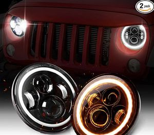 "JEEP WRANGLER 6"" ANTI FLICKING HEADLIGHT for Sale in Los Angeles, CA"