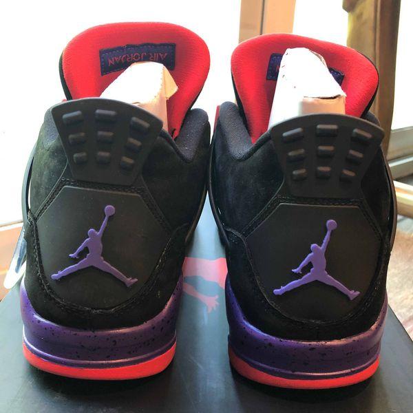 Jordan 4 'Raptor' (2018 OG) - Size 8