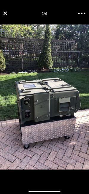 ARMY MEP 952B DEMO DIESEL GENERATOR 5KW APU for Sale in Glenview, IL
