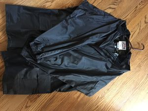 Motorcycle rain gear - 2 piece suit for Sale in Gainesville, VA