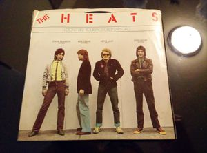 Vintage 1980 The Heats Vinyl I don't like your face/Ordinary Girls for Sale in Everett, WA