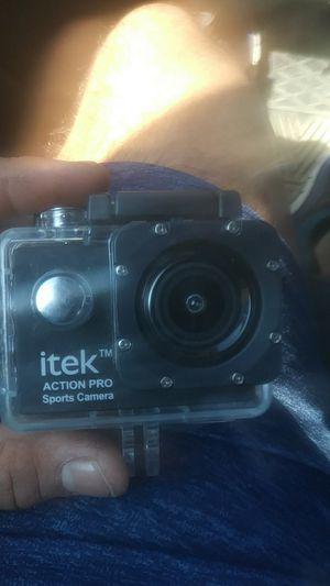 Itek sports camera for Sale in Orange, TX