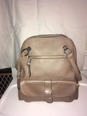 Brown Madden Girl convertible backpack/purse for Sale in Rochester Hills, MI