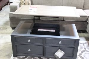 Lift Top Cocktail Table, Greyish Brown, #T736-20 for Sale in Downey, CA