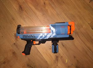 Nerf rival (7 total ) for Sale in Winter Haven, FL