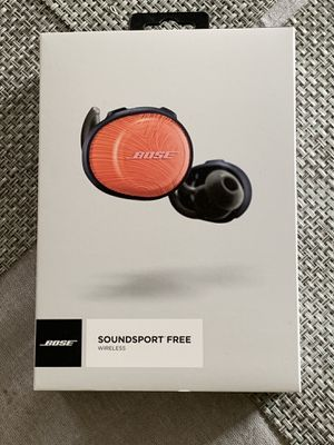 Bose soundsport Free ear buds for Sale in Lincoln, RI