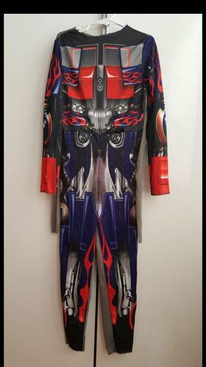 Transformer Costume Size 7/ 8 for Sale in Everett, WA