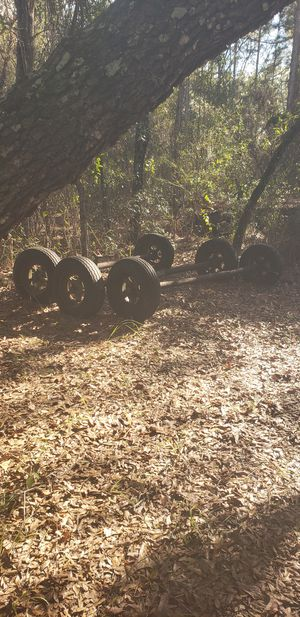 Mobile Home Axel's with Tires for Sale in Spring Hill, FL