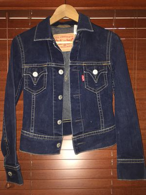 Levi's Type 1 Iconic Jean Jacket Women's XS for Sale in Denver, CO