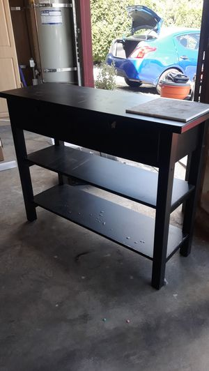 Side table for kitchen or t.v. stand for Sale in Puyallup, WA
