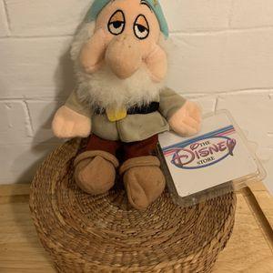 Disney's Snow White & the Seven Dwarfs Bean Bag ~ Sleepy for Sale in Beacon, NY