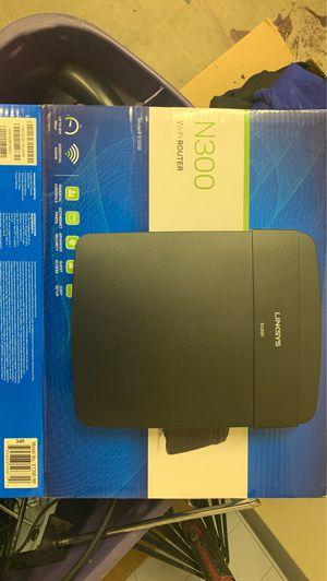E1200 Wireless-N WIFI Router for Sale in Tucson, AZ