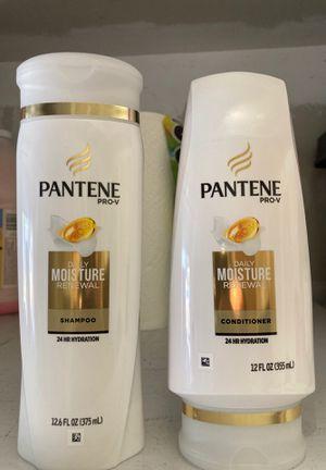Pantene Shampoo & Conditioner for Sale in Tacoma, WA