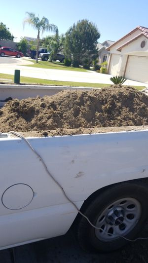 free dirt for Sale in Bakersfield, CA