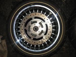 Harley Davidson wheels for Sale in Westminster, CA