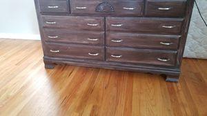 Wood Dresser for Sale in Denver, CO