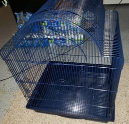 Medium Sized Bird Cage. Green Cheek, Or Cockatiel Size Bird Cage. for Sale in Dayton,  OR
