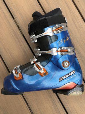 Size 28.5 Atomic Zone 7.45 Ski Boots - Excellent Condition for Sale in Boston, MA