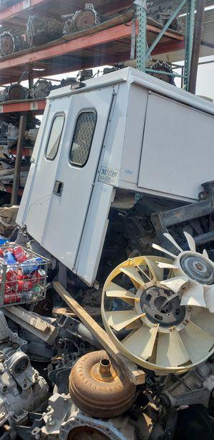 Truck camper, metal for Sale in Phoenix, AZ