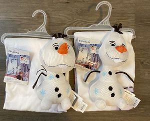 NEW Olaf Towel Bundle! for Sale in Hutto, TX