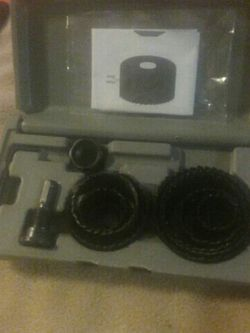 Hole Saw Kit for Sale in Puyallup,  WA