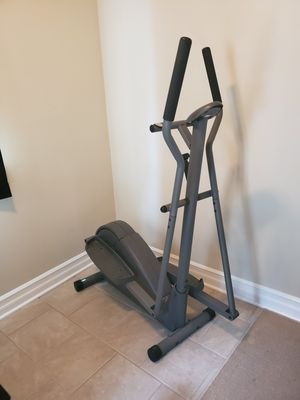 Elliptical machine $75 for Sale in St. Louis, MO