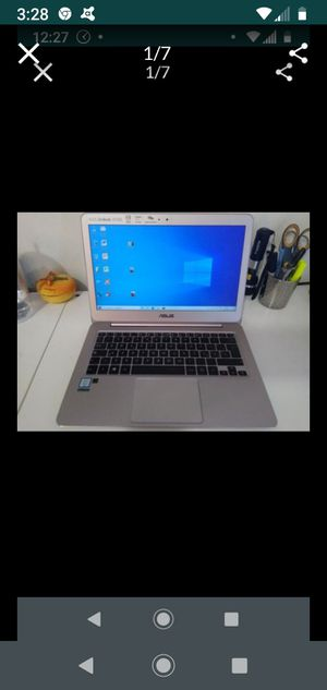 Asus ZenBook UX305UA like New!! for Sale in Jamaica, NY