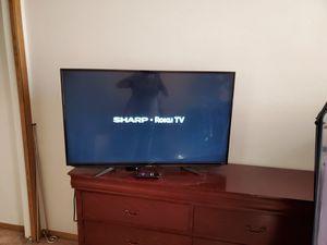 "43"" Sharp Roku TV for Sale in Redmond, OR"