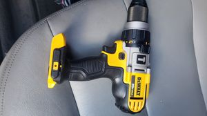 Dewalt 20v hammer drill brand new 3 speed tool only for Sale in Long Beach, CA