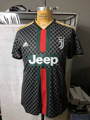 Juventus Soccer Jersey Collab with Gucc - XL for Sale in Bolingbrook, IL