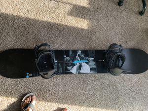 2018 Burton Custom Twin 158 Snowboard w/ Burton Cartel Bindings for Sale in Discovery Bay, CA