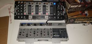 DJ equipment peavey and denon for Sale in Houston, TX