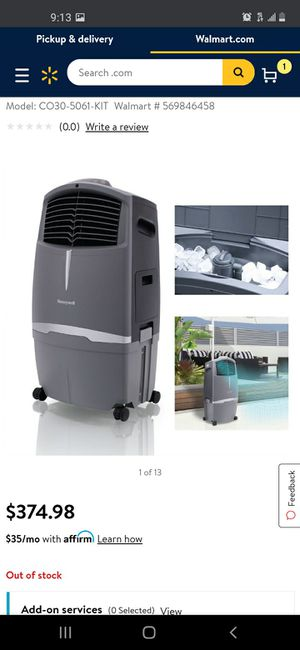 Air cooler for Sale in Fontana, CA