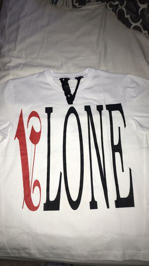 Vlone Palm Angels Tee Size M for Sale in Plano, TX