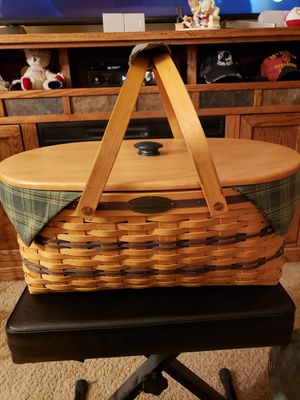 "Longaberger ""Traditions Collection"" Generosity Basket for Sale in Reno, NV"