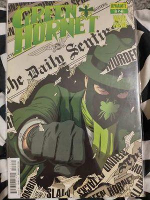 The Green Hornet dynamite #12 for Sale in Wichita, KS
