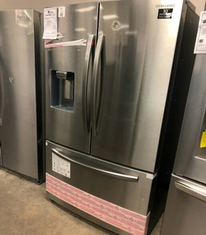 🌞NEW Samsung Stainless Steel Refrigerator Fridge...1 Year Manufacturer Warranty Included for Sale in Chandler, AZ
