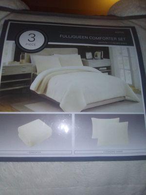 Queen/Full Comforter Set for Sale in San Jose, CA