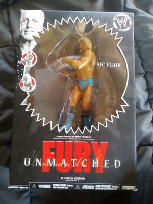 Unmatched Fury Platinum Edition Ric Flair for Sale in Longwood, FL