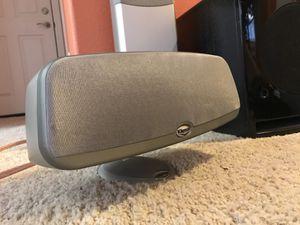 Klipsch center speaker, silver for Sale in Vallejo, CA