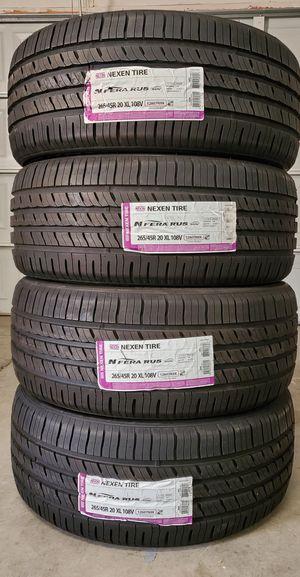 Nexen Tires 265/45R20 XL 108V for Sale in Sacramento, CA