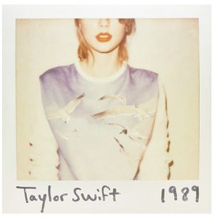 Taylor Swift-1989 on vinyl for Sale in Winfield, IL
